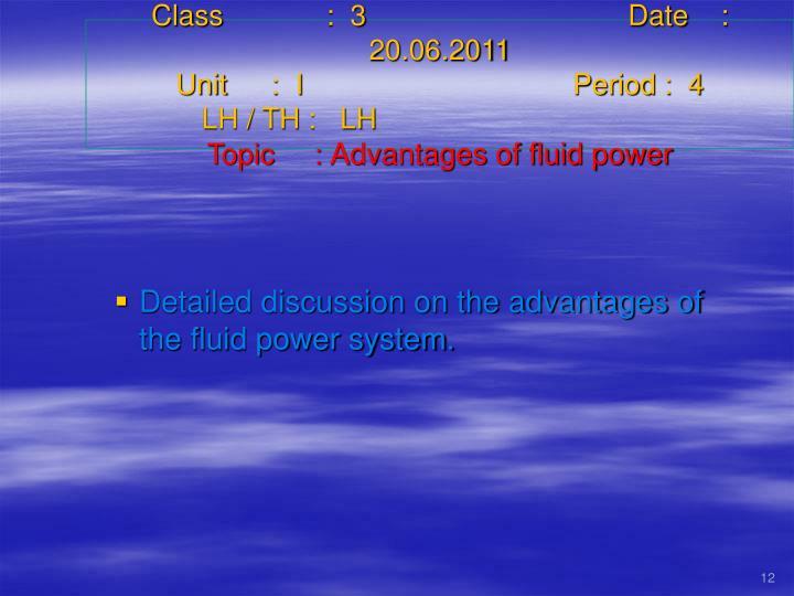 Class   :  3Date    :  20.06.2011