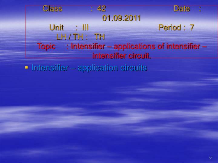 Class   :  42Date    :  01.09.2011