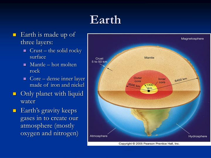PPT - The Inner Planets PowerPoint Presentation - ID:6578629