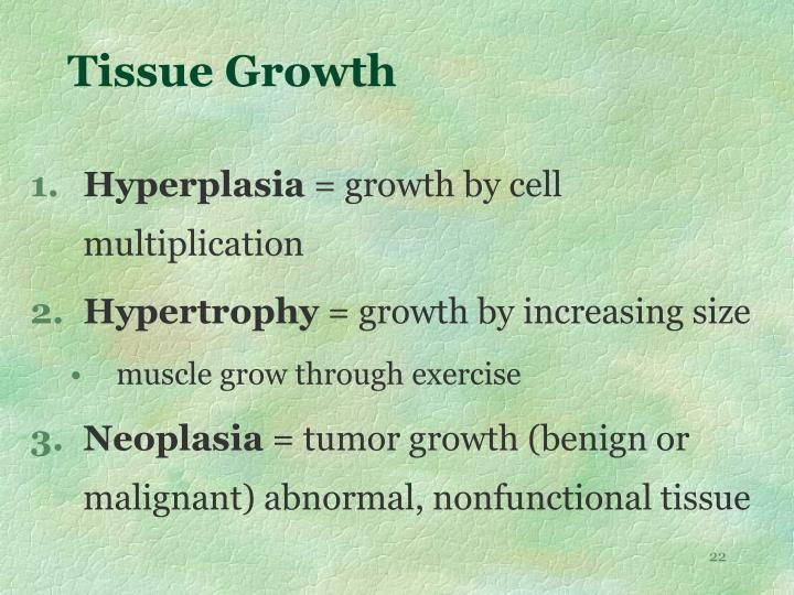 Tissue Growth