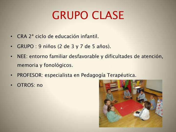Grupo clase