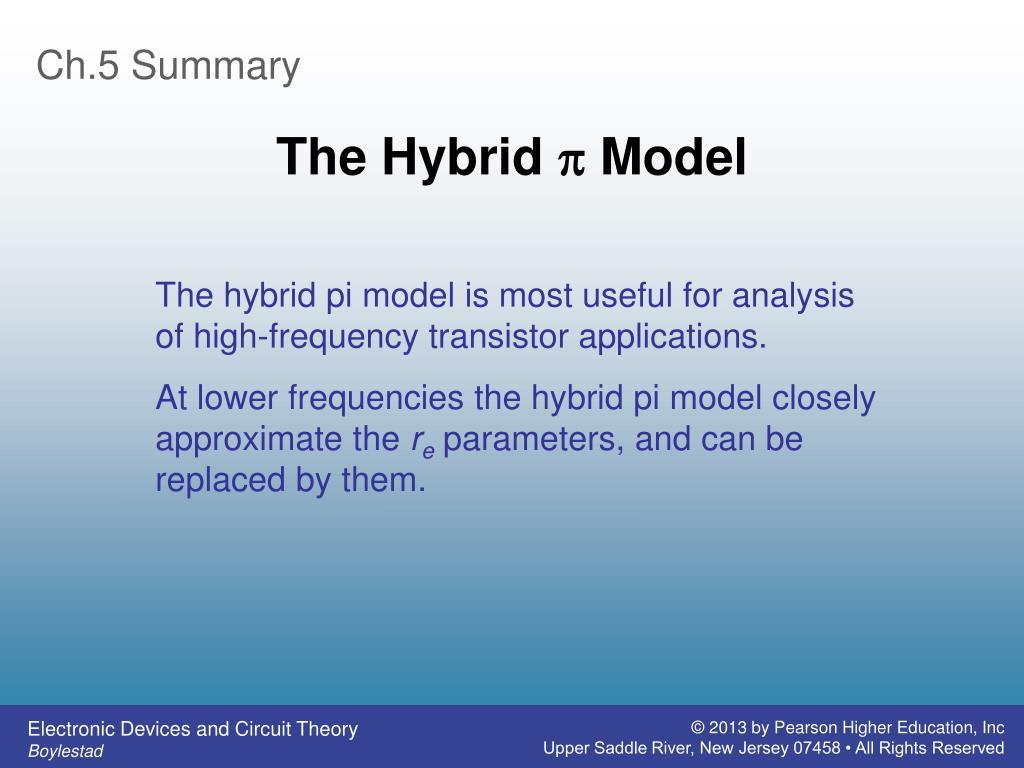 PPT - BJT AC Analysis PowerPoint Presentation - ID:6581095