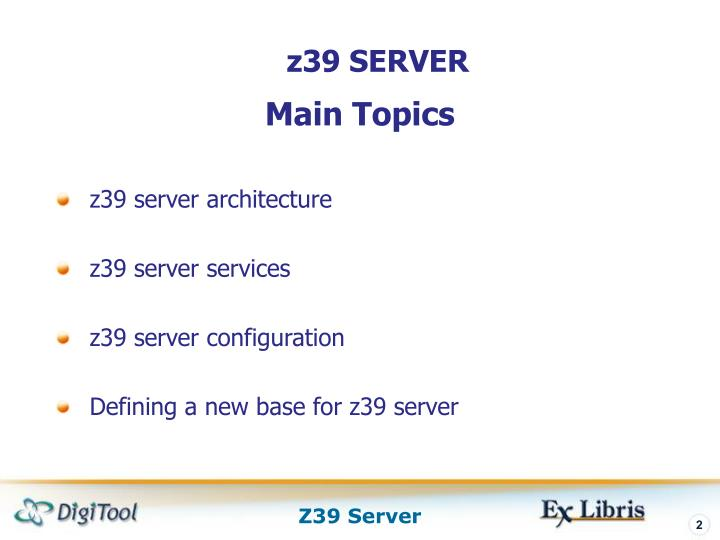 Z39 server1