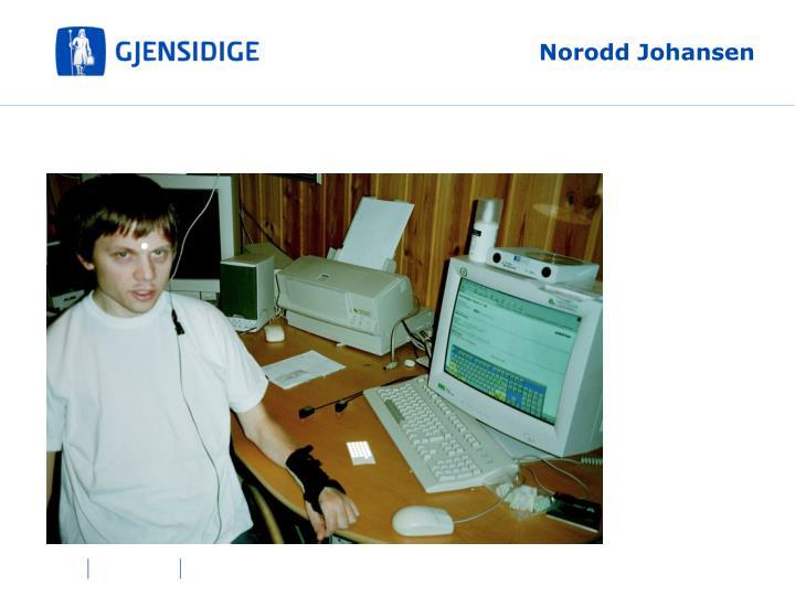 Norodd Johansen
