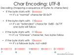 char encoding utf 83