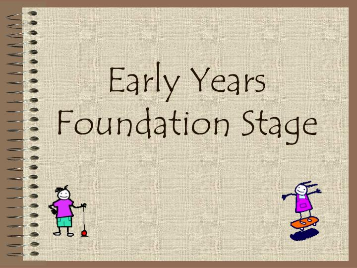early years foundation stage and ks1 essay Early years teacher status is awarded to graduates who are leading education and care and who have been judged to have met all of the standards in practice from birth to the end of the early years foundation stage (eyfs.