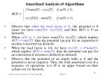 amortized analysis of algorithm s31