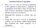 amortized analysis of algorithm s8
