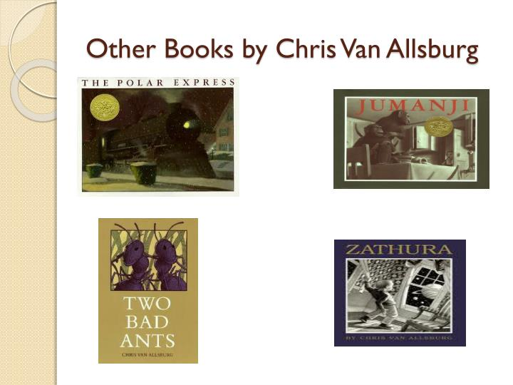 Other Books by Chris Van
