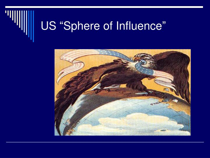 "US ""Sphere of Influence"""