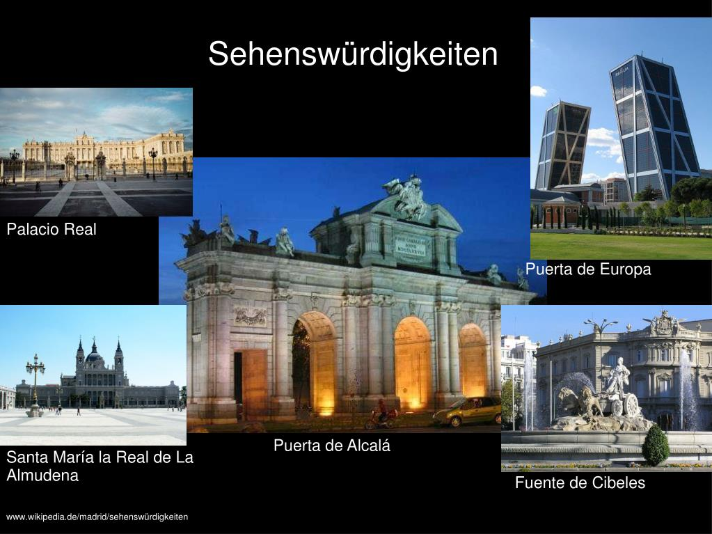Ppt Madrid Powerpoint Presentation Free Download Id 6584776