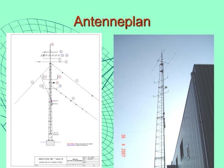 Antenneplan