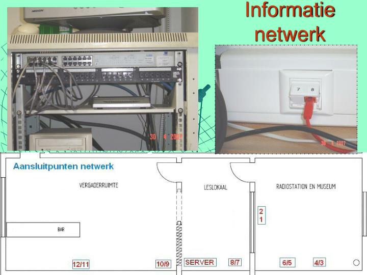 Informatie netwerk