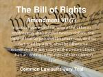 the bill of rights6