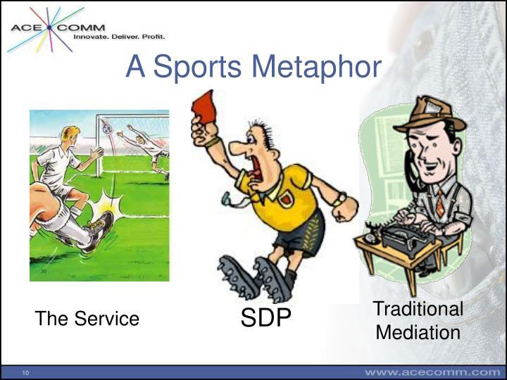A Sports Metaphor