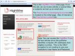 highwire press 3