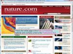 nature publishing intro page