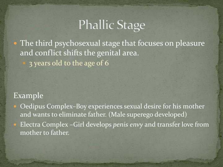 example of genital stage