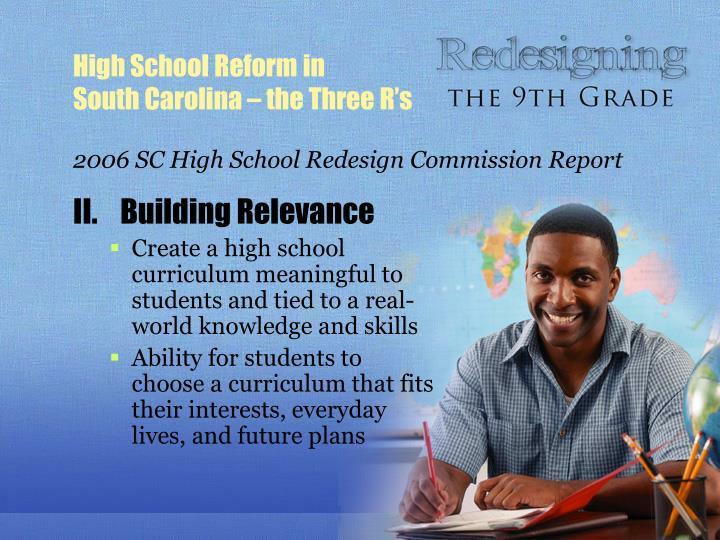 High School Reform in