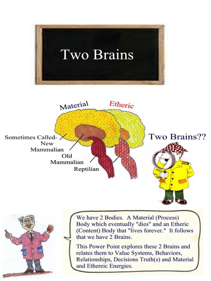5f two brains