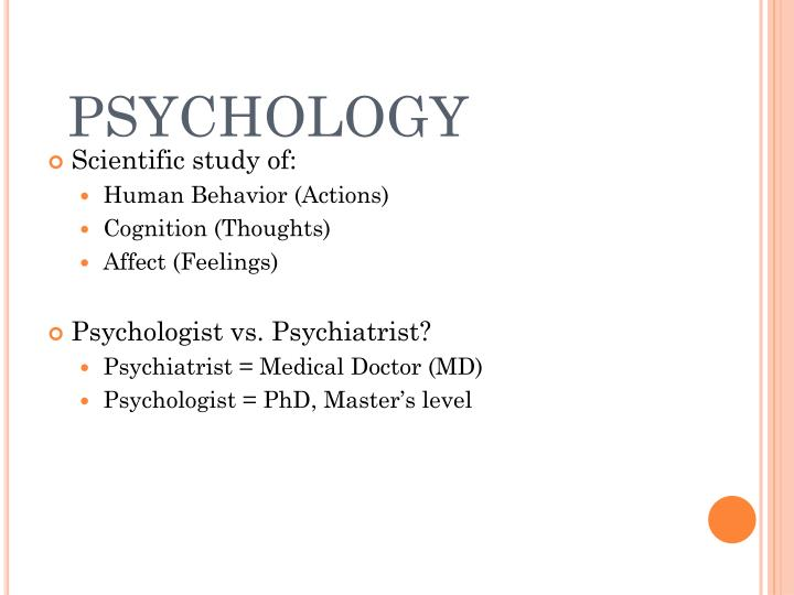 the contribution of cognitive psychology to the scientific study of behavior During the mid-1800s, a german physiologist named wilhelm wundt was using scientific research methods to investigate reaction times his book published in 1874, principles of physiological psychology, outlined many of the major connections between the science of physiology and the study of human thought and behavior.
