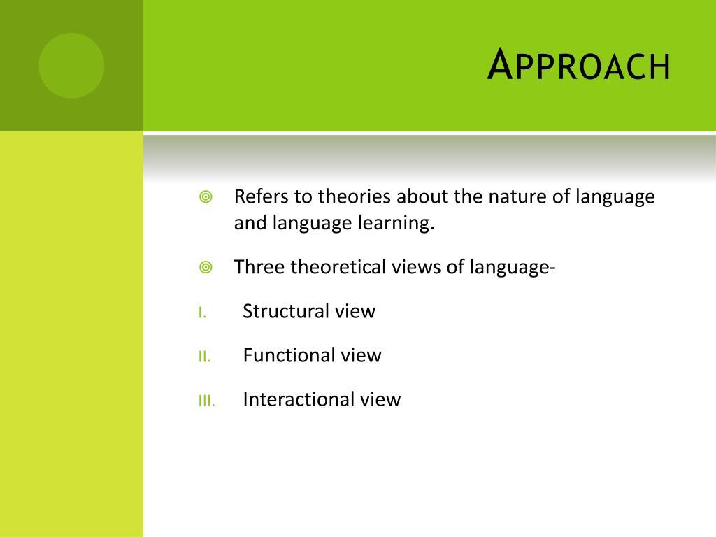 Ppt Ling 306 Tefl Methodology Powerpoint Presentation