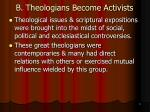 b theologians become activists1