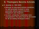 b theologians become activists12