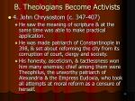 b theologians become activists14