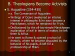 b theologians become activists19