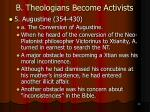 b theologians become activists21