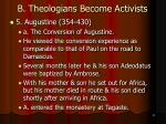 b theologians become activists24