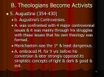 b theologians become activists26