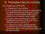 b theologians become activists29