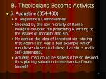 b theologians become activists32