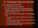 b theologians become activists33