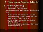 b theologians become activists34