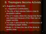 b theologians become activists42