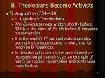 b theologians become activists44