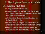 b theologians become activists45