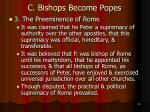 c bishops become popes11