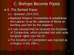 c bishops become popes23