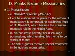 d monks become missionaries13