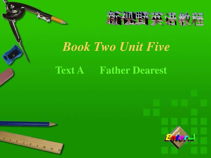 book two unit five n.
