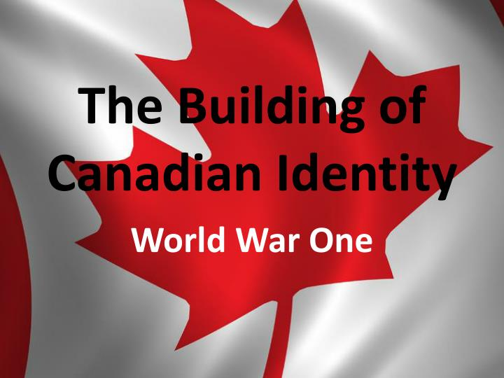 canadian identity Canadian identity essay thesis - homework help for high schoolers the week 12th - 18th of december is going to suck :( 2000 word essay due thursday then.