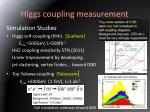 higgs coupling measurement2