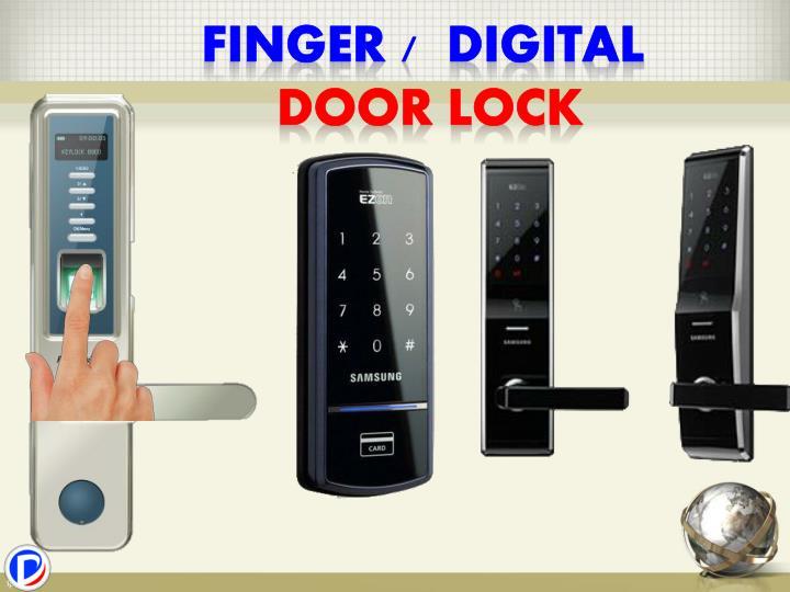 Finger /  Digital