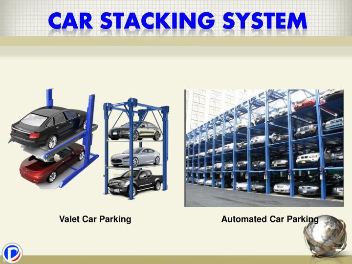 Car stacking system