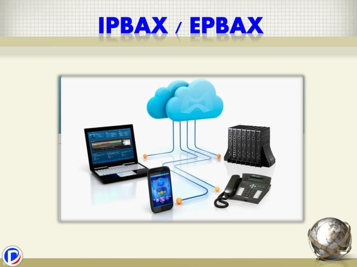 IPBAx / epbax