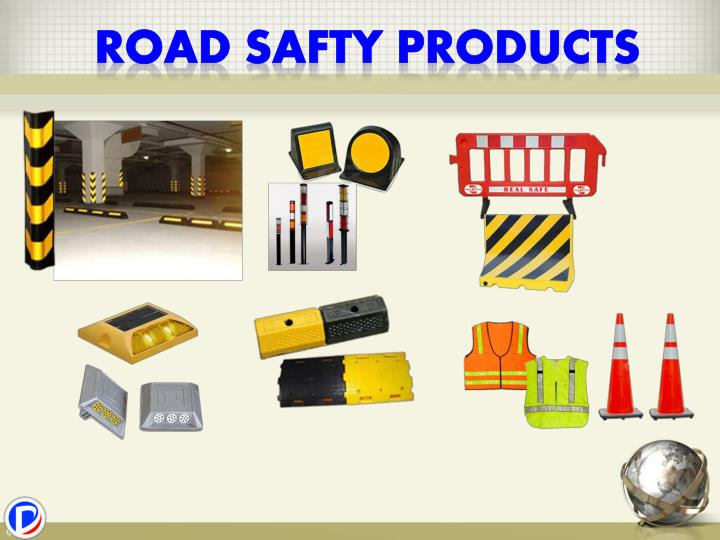 ROAD SAFTY PRODUCTS